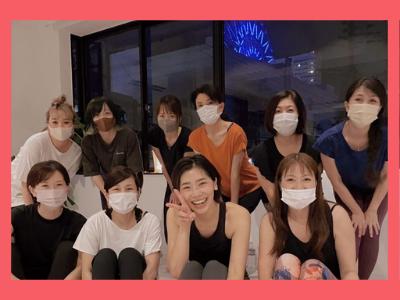 ◆キャンドルヨガ◆ 講師 Shizuka